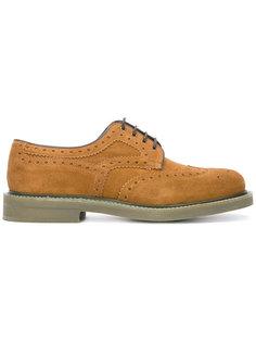ботинки Дерби со шнуровкой Churchs