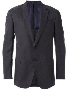 пиджак с откидными клапанами Armani Collezioni