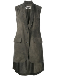 пиджак без рукавов Uma Wang
