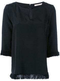 блузка с бахромой  Etro
