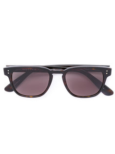 square frame sunglasses Masunaga