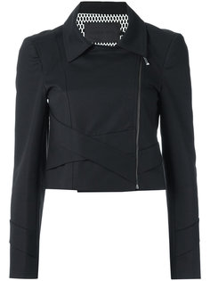 panelled jacket Giuliana Romanno