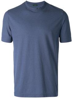 базовая футболка Zanone