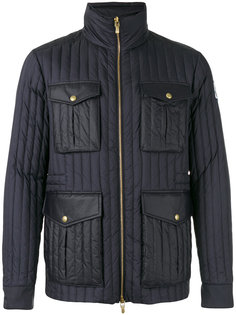 zip up padded jacket  Moncler Gamme Bleu