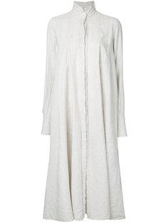 longline shirt dress Forme Dexpression