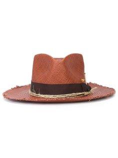 шляпа в ковбойском стиле Nick Fouquet