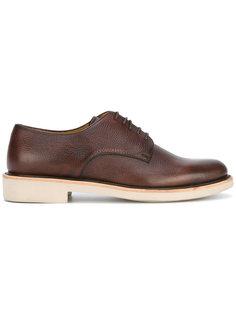 туфли со шнуровкой Giorgio Armani