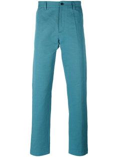 брюки чинос кроя слим Mp  Massimo Piombo