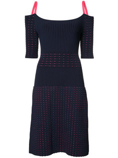 ribbed knit dress  Jason Wu