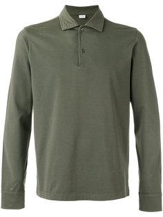 футболка-поло с длинными рукавами Aspesi