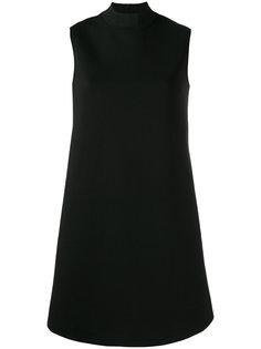 платье с высокой горловиной McQ Alexander McQueen