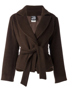 robe jacket Claude Montana Vintage