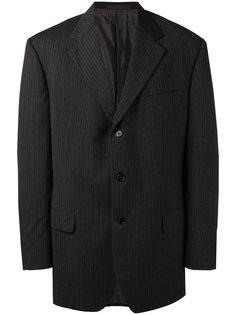 striped jacket Romeo Gigli Vintage