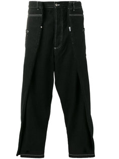 loose fit trousers Christopher Shannon