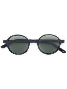 round frame glasses L.G.R