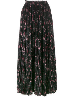 плиссированная юбка Love Blades Valentino