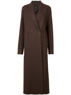 двубортное пальто Josh Goot