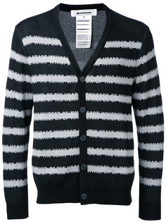 striped cardigan  Anrealage