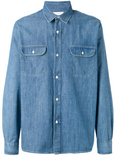 chest pockets denim shirt Our Legacy
