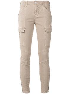 зауженные брюки-карго J Brand