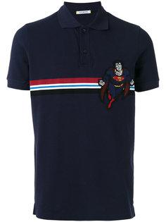 футболка-поло с заплаткой Superman  Iceberg