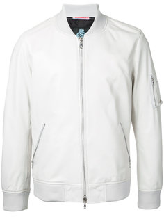 однотонная куртка-бомбер Guild Prime