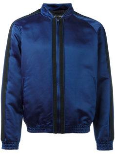 куртка-бомбер на молнии Christian Pellizzari
