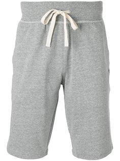 спортивные шорты с вышитым логотипом Polo Ralph Lauren