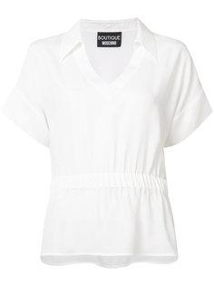 elasticated waist shirt Boutique Moschino
