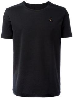 футболка с нашивкой на груди Le Coq Sportif