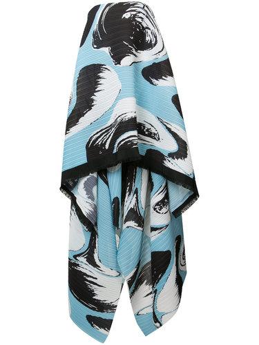 платье с принтом 'Wedge Wood' Solace