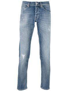 узкие джинсы Dondup