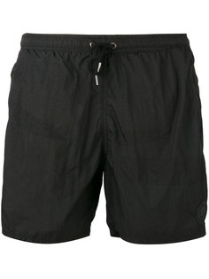 drawstring swim shorts Hydrogen