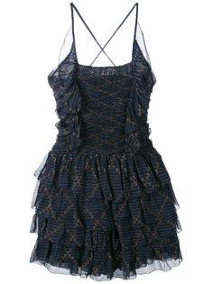 платье с принтом Batson Isabel Marant Étoile