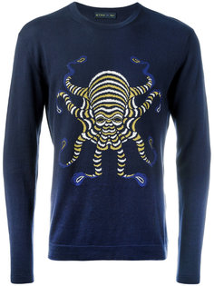 octopus motif sweatshirt Etro
