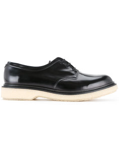 chunky sole oxfords Adieu Paris