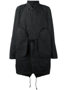 свободное пальто с завязкой  Abasi Rosborough
