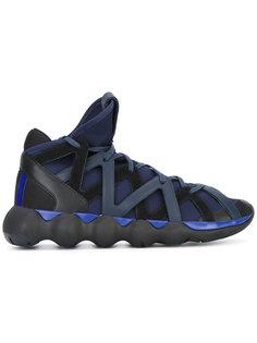 кроссовки с ремешками спереди Y-3