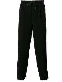 спортивные штаны на завязках McQ Alexander McQueen