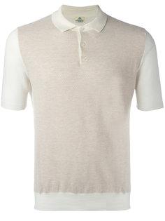 футболка-поло кроя слим Borrelli