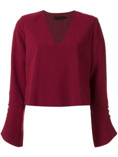 long sleeves blouse Giuliana Romanno