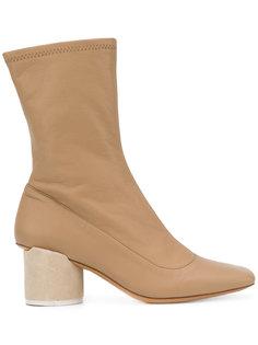 сапоги по щиколотку с квадратным носком Jacquemus