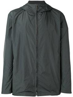 куртка с капюшоном  на молнии Jil Sander