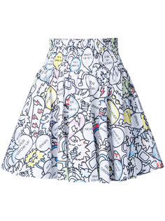 printed full skirt Mira Mikati