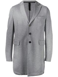 однобортное пальто Harris Wharf London