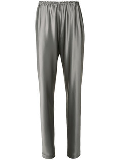 silk trousers  Peter Cohen