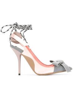 туфли с завязками на щиколотке Nº21