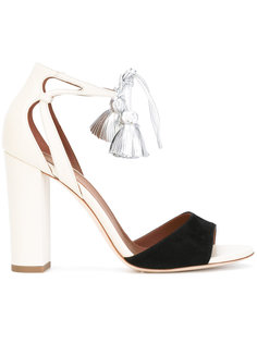 tassel tie sandals Malone Souliers