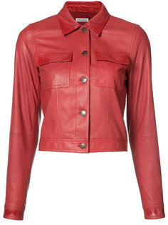 cropped jacket Tomas Maier