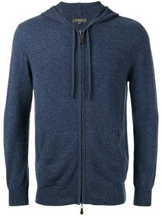 zip up hoodie  N.Peal